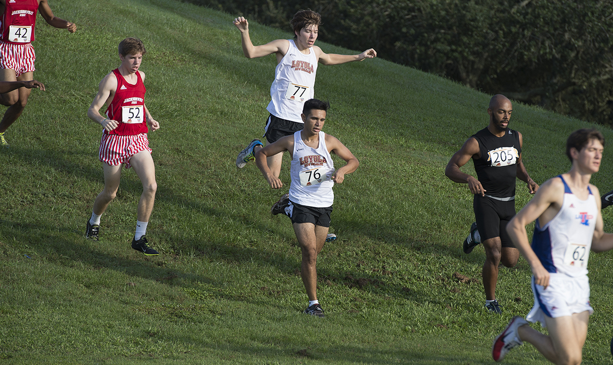 Photo for Wolf Pack cross country participated in the JSU Foothills Invitational on Saturday
