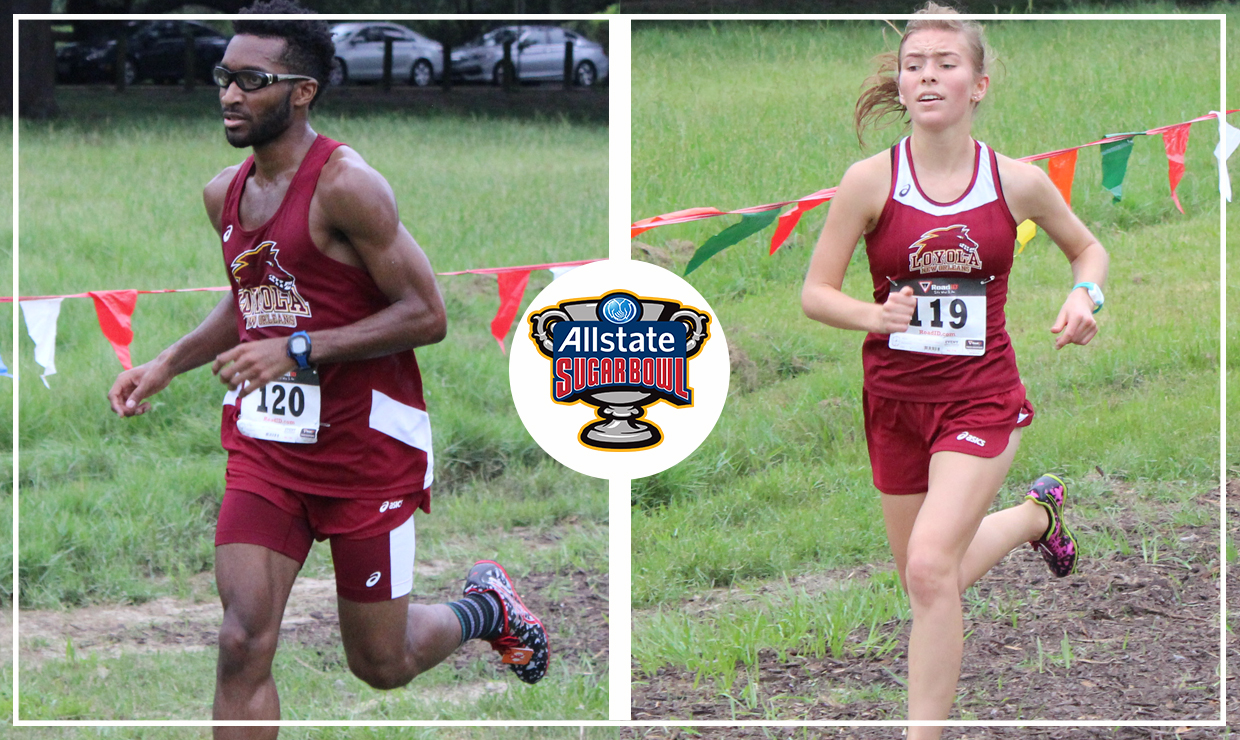 Photo for Loyola to host Allstate Sugar Bowl Cross Country Festival on Saturday
