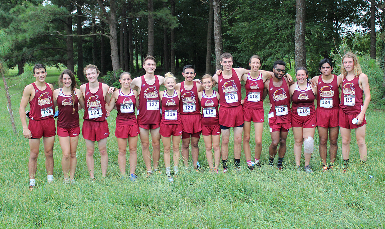 Photo for Wolf Pack XC take both titles at Friday's Xavier Big Easy Opener