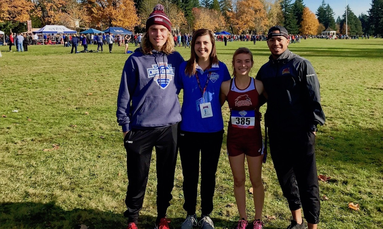 Photo for Solano-McDaniel runs personal best; Ramsey finishes strong at the NAIA Championships